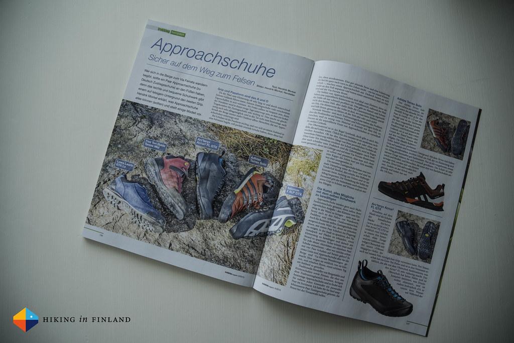 trekking Magazin 03/2015