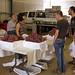 La vendita di uva da tavola. Selling table grapes by David Redfearn
