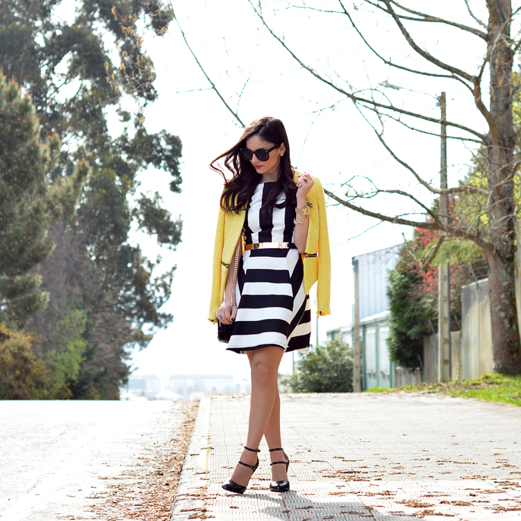 zara_outfot_yellow_chaqueta_amarillo_como combinar_rayas_striped_axparis_09