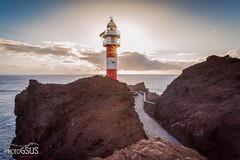 Punta de Teno lighthouse - Tenerife - Spain
