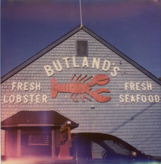 butland's fresh lobster