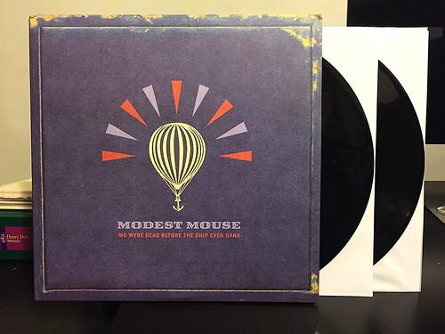 Modest Mouse - We Were Dead Before The Ship Even Sank LP
