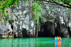 菲律賓 巴拉望 地底河流Puerto Princesa Subterranean River National Park