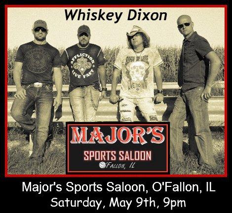 Whiskey Dixon 5-9-15