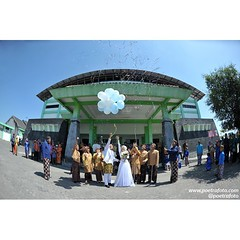 Happy wedding Kak Dela @delasepta & Kak Endar. Wedding day at Wonosari Yogyakarta, May 16, 2015. Photo by @Poetrafoto :camera:   Visit our FB http://fb.com/poetrafoto & our web http://poetrafoto.com for more wedding photos.   Thank youuu... :thumbsup::blu