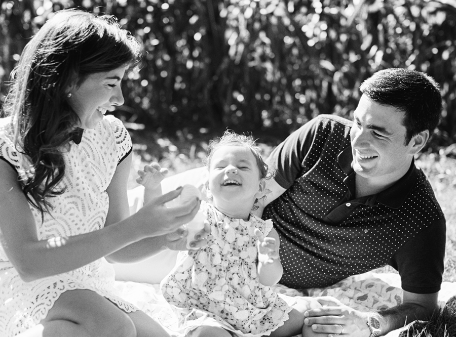 Spring Family Session
