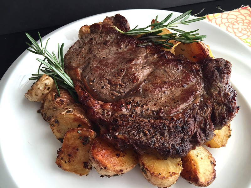 Rosemary Steak2