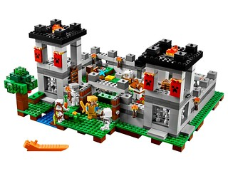 LEGO 21127 Minecraft The Fortress