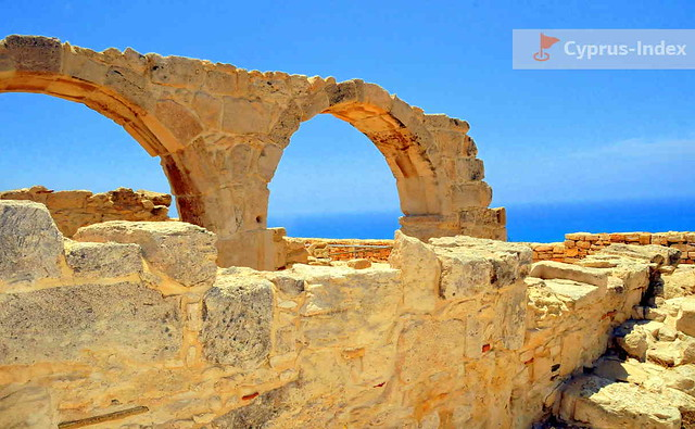 Древний город Курион. Лимассол Кипр