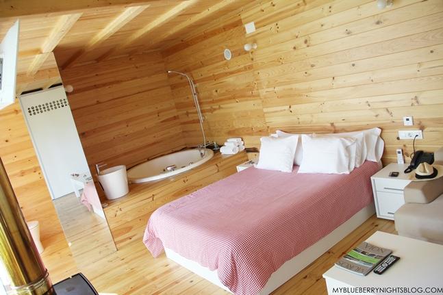 mi experiencia en cabaas do barranco cabañitas del bosque do artesanato galicia myblueberrynightsblog