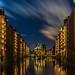 Wasserschloss Speicherstadt Hamburg by BS_86