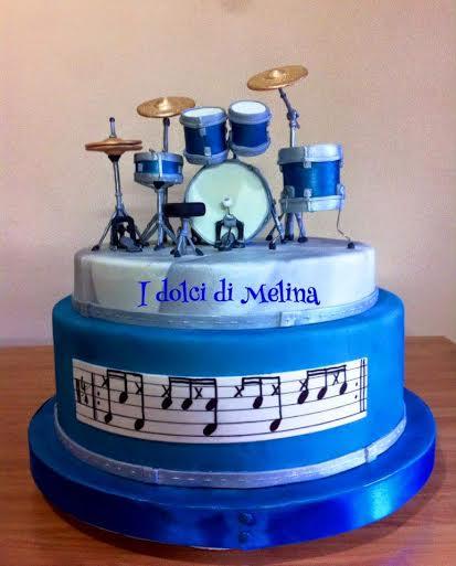 Cake by Melina Grassia