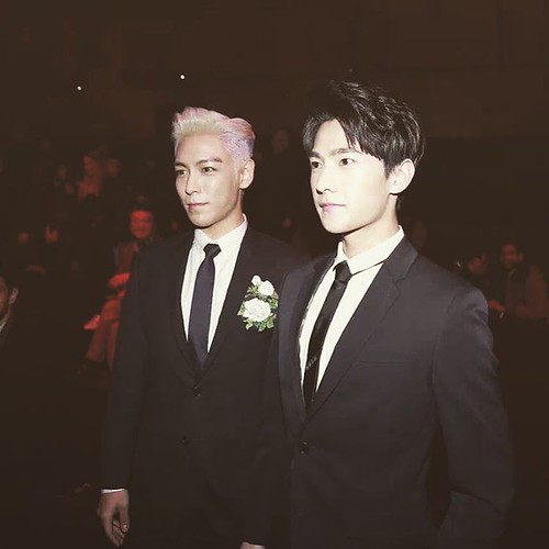 TOP - Dior Homme Fashion Show - 23jan2016 - yangyangbar - 01
