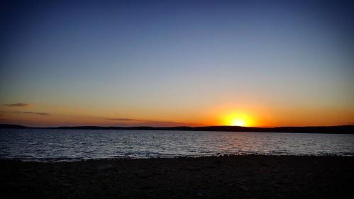 Goodnight from Lake Tenkiller!  #beardgang #beardtastic #sunsetmadness #sunsetporn #sunset #floral #oklahoma #oklahomaweather #naturelovers #skyporn #lakelover #vagabond #adventure #passion