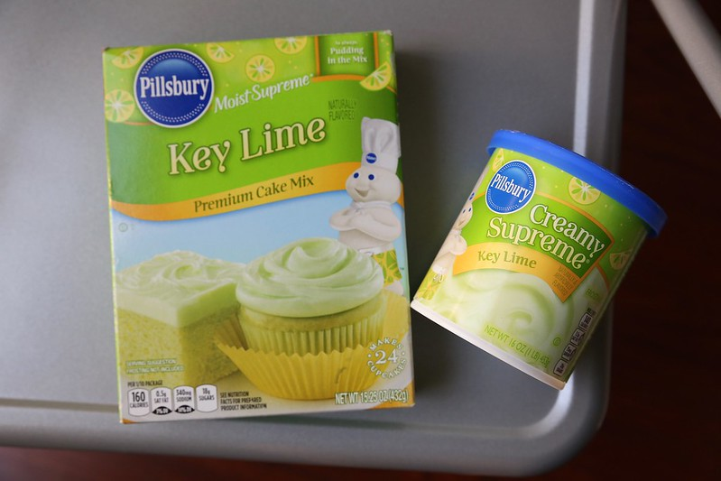 Pillsbury Key Lime Cake Mix Cookies