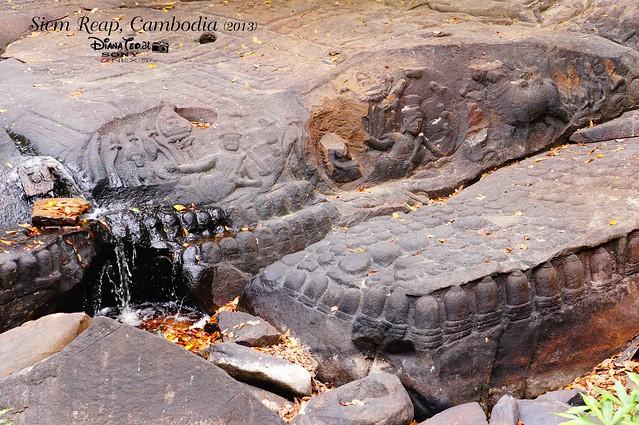 Siem Reap, Cambodia Day 5 - Kbal Spean 04