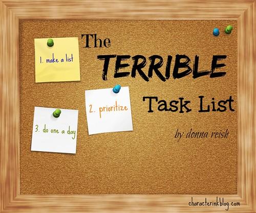 The Terrible Task List