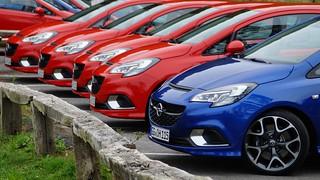 Mit dem Corsa OPC durch scharfe Kurven | Opel-Blog