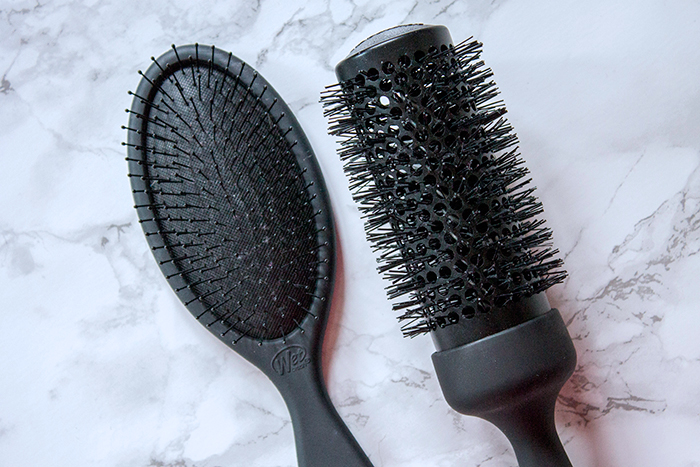 The Wet Brush and The Blowout Brush