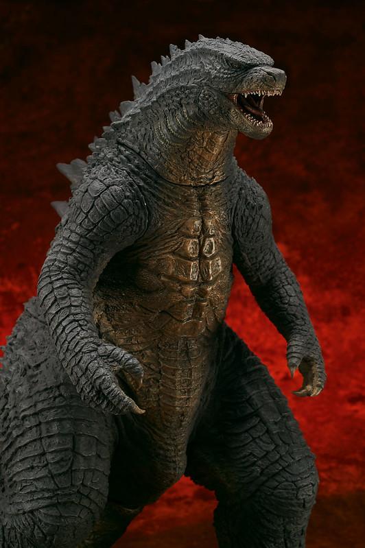 [X-PLUS] Godzilla (2014) 30cm 16684609174_f82452c3a3_c