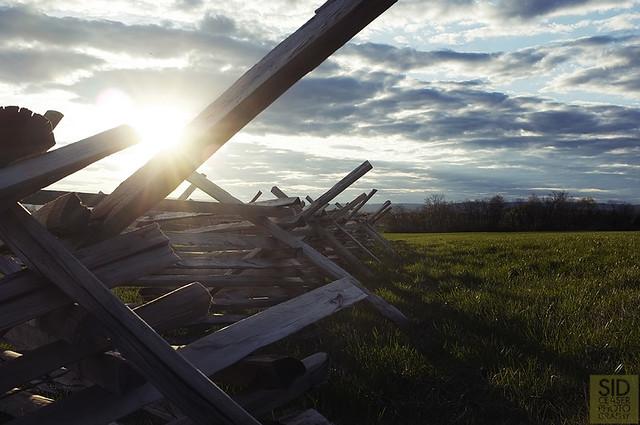 Gettysburg Sunset • VA