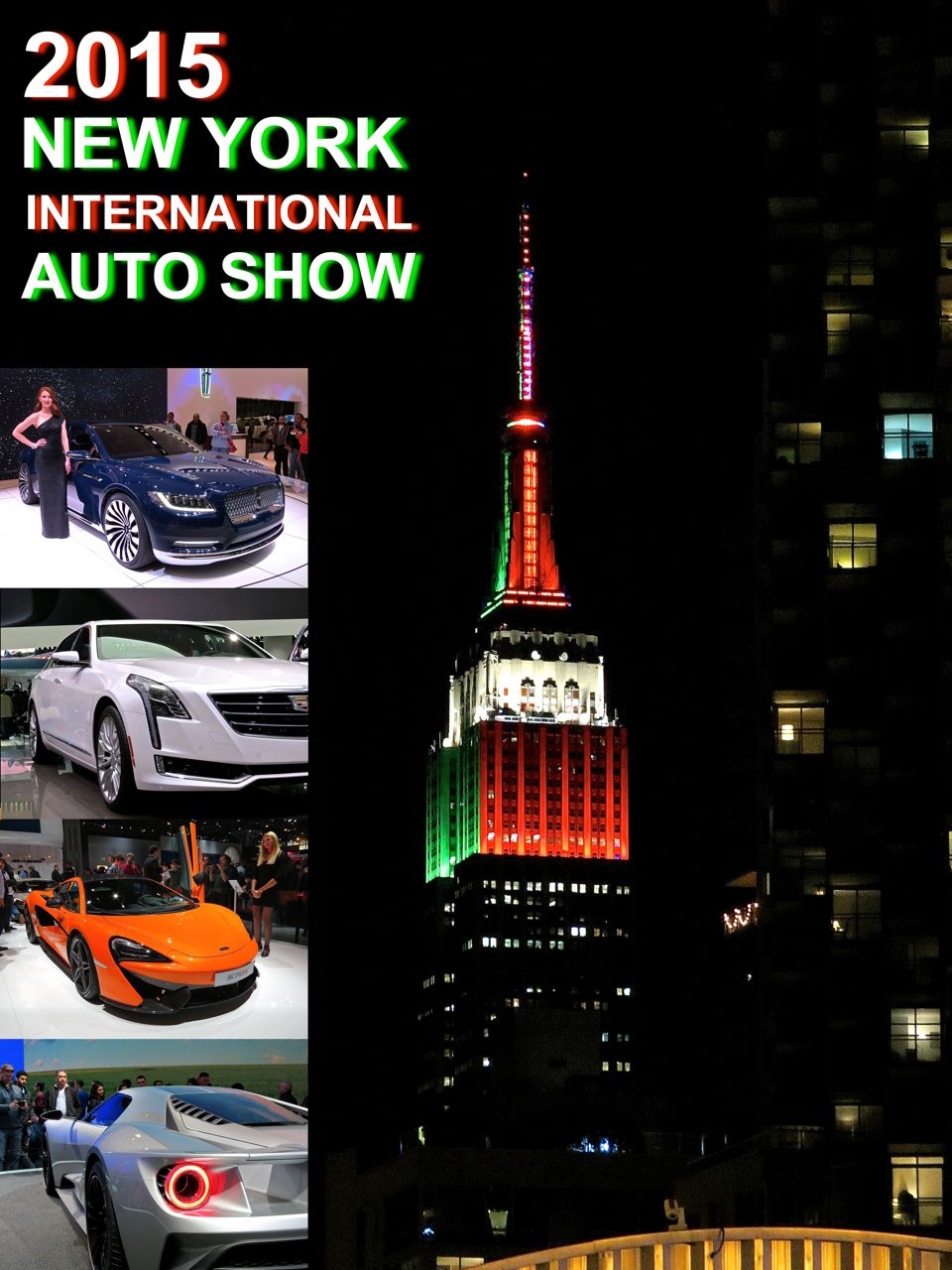 NYIAS 2015 Empire State Building