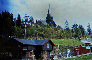 79 Oslo 1984 Holmenkollen-Kapelle