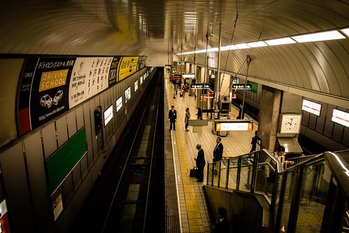 本町駅 Hommachi station