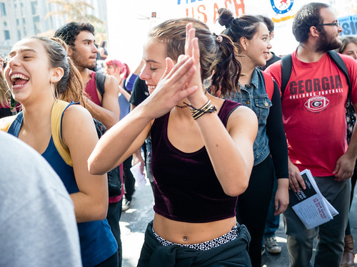 CL Society 421: Dancing in a protest