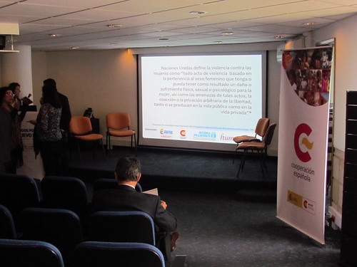 Presentación  de resultados Segunda medición del estudio sobre tolerancia social e institucional de las violencias contra las mujeres