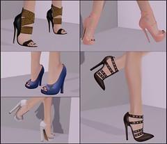 21Shoe | April 2015 - A Few Shoes
