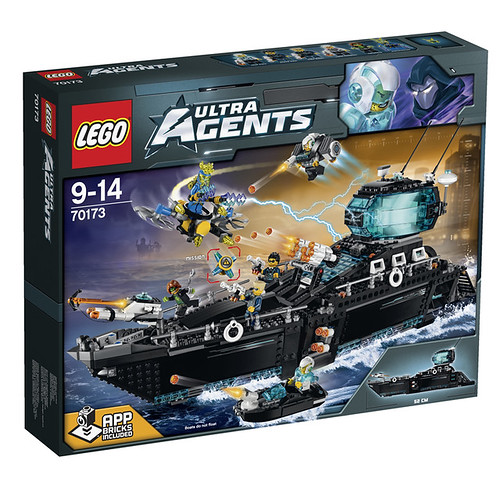 LEGO Ultra Agents 70173