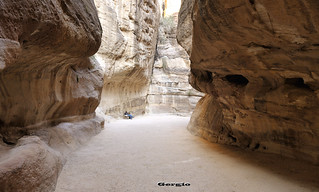 Petra, Jordania - 36