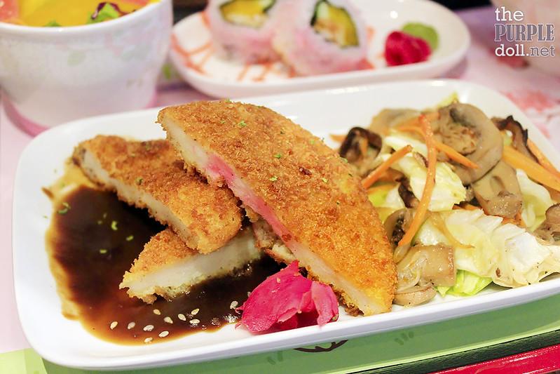 Sakura Soy Ginger Fish