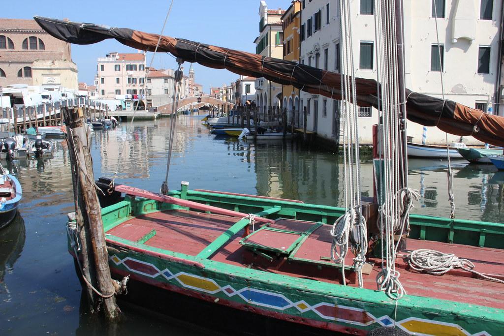 Barcas de Chioggia