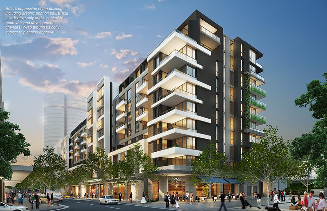 The Ebsworth is a residential building and will consist of 174 apartments