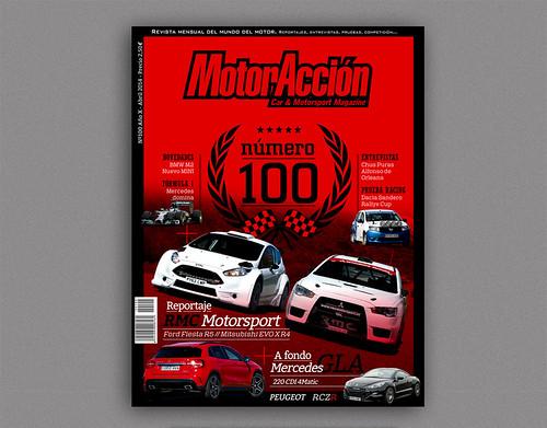 Revista MotorAcción 100 números 2014