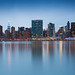 Blue Hour Midtown Manhattan by Rich Williams ©™