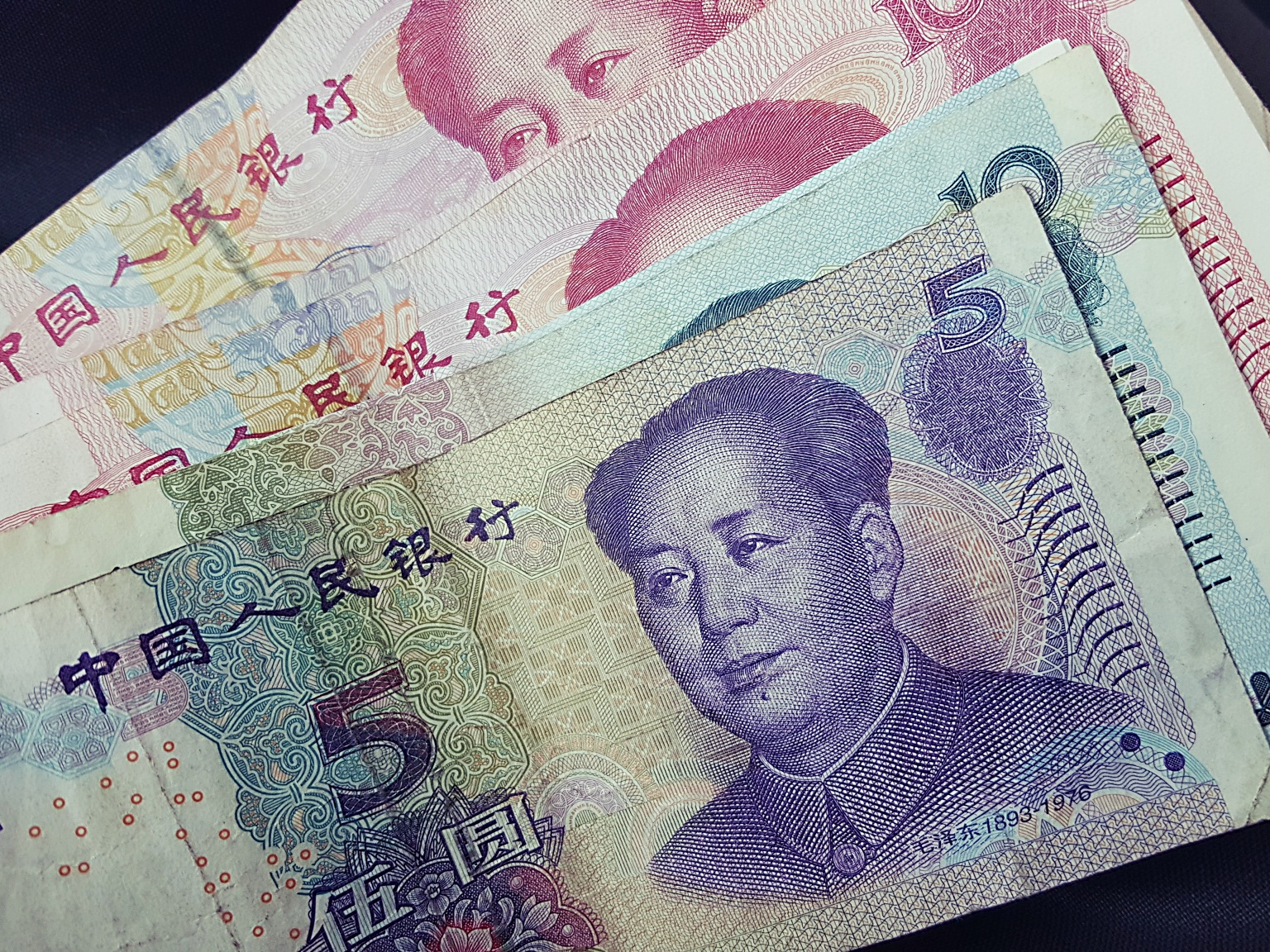 CNY Yuan Renminbi