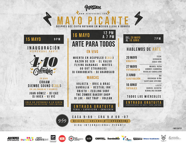 flyer colombia mayo
