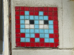 Space Invaders aux Pays-Bas