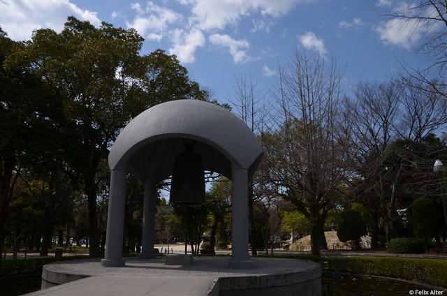 DSC_2654 Hiroshima - Friedensglocke