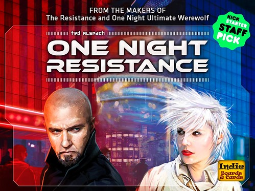 004 One Night Resistance Kickstarter