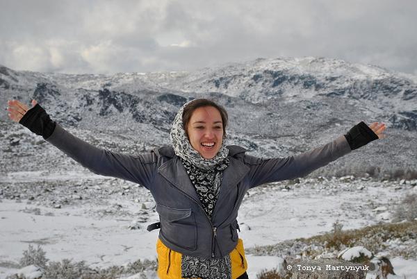 10 - Невероятные приключения москвичек в Каштелу Бранку - Serra da Estrela