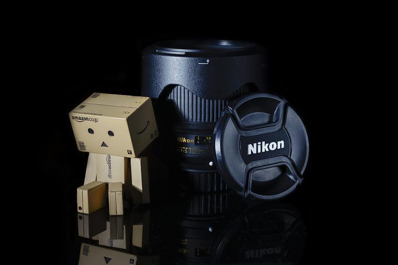 Danbo & Nikon