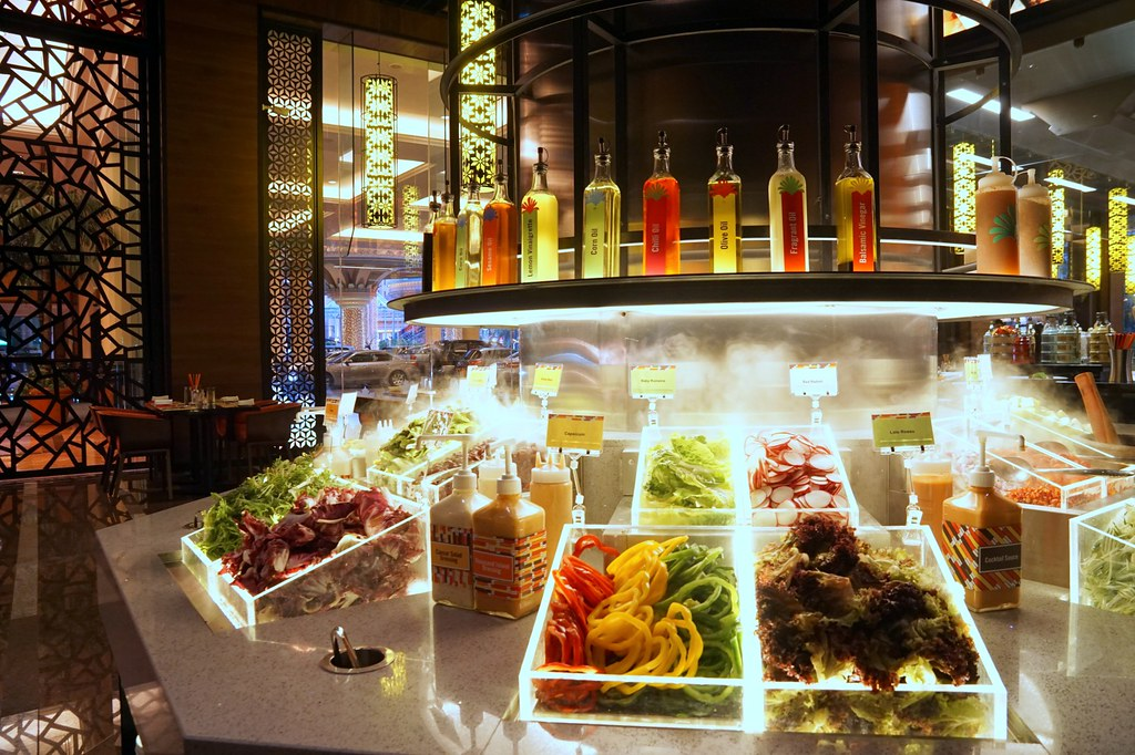 The resort cafe - sunway resort and spa - buffet-001