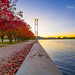 Autumn at Burley Griffin