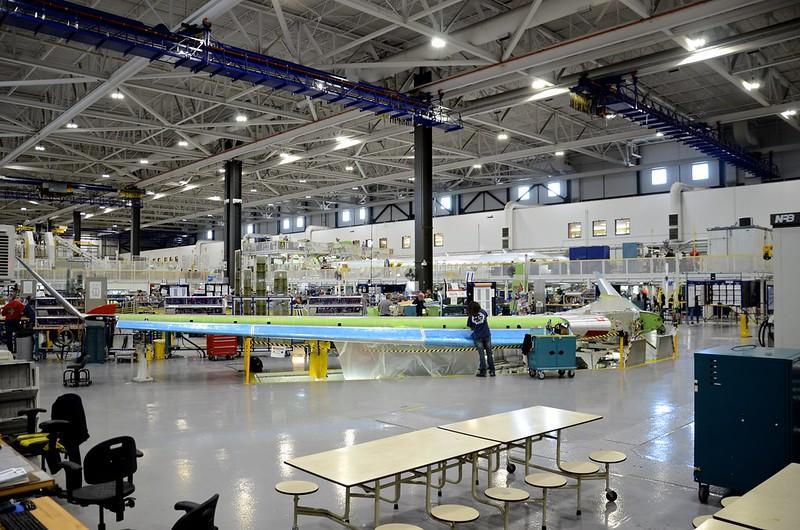 American Eagle Bombardier CRJ900 N574NN