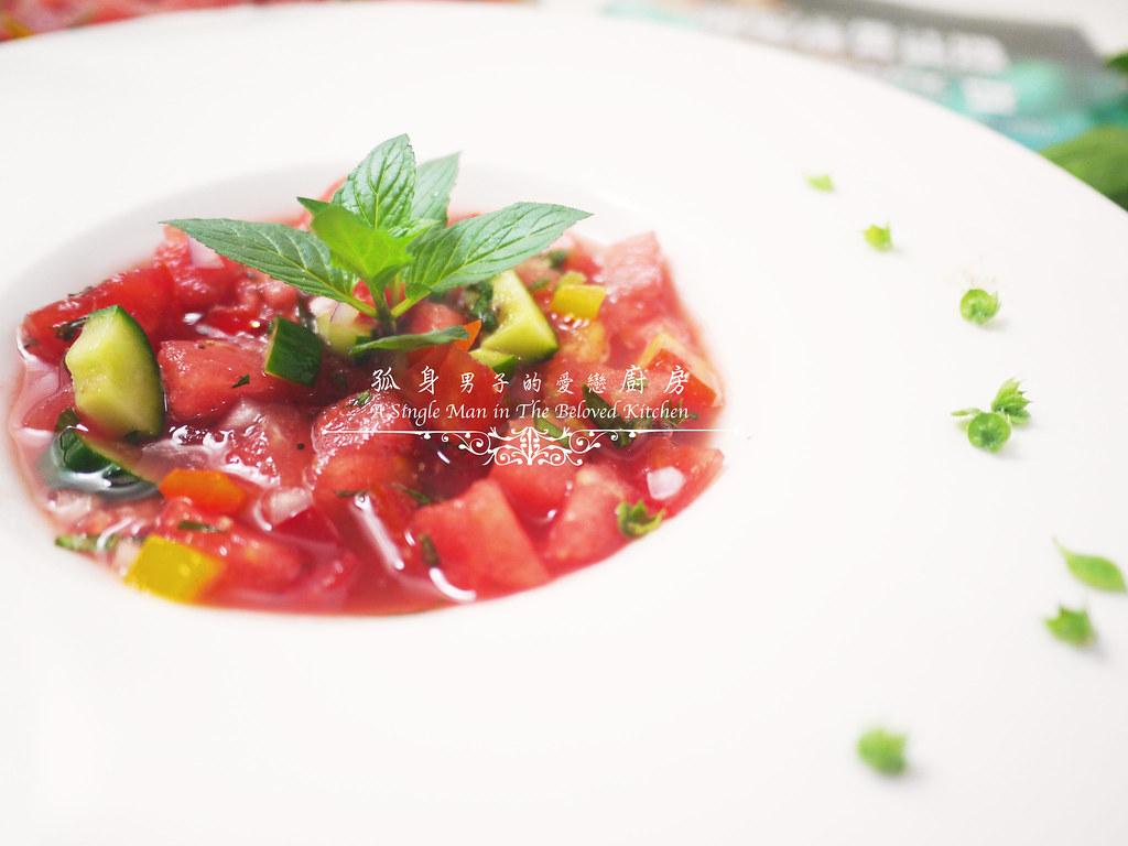 孤身廚房-西班牙西瓜冷湯24