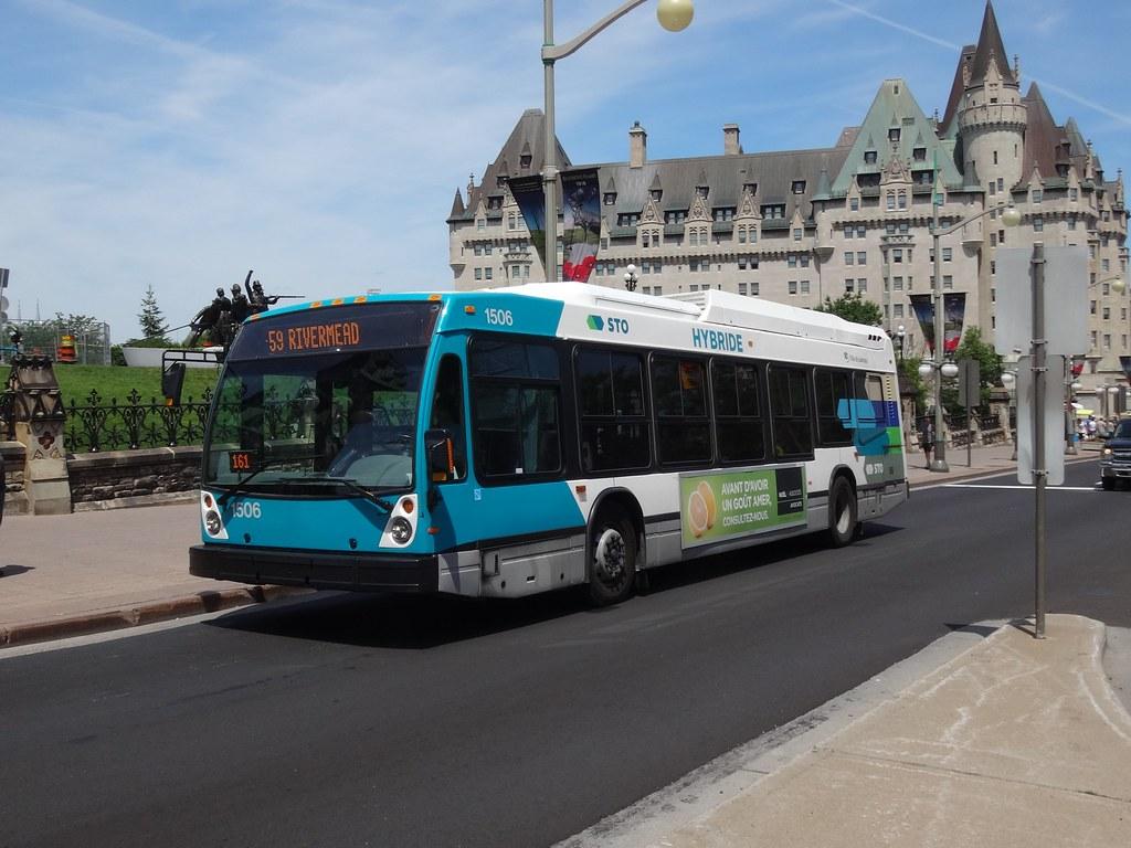 STO Nova Bus LFS HEV 1506